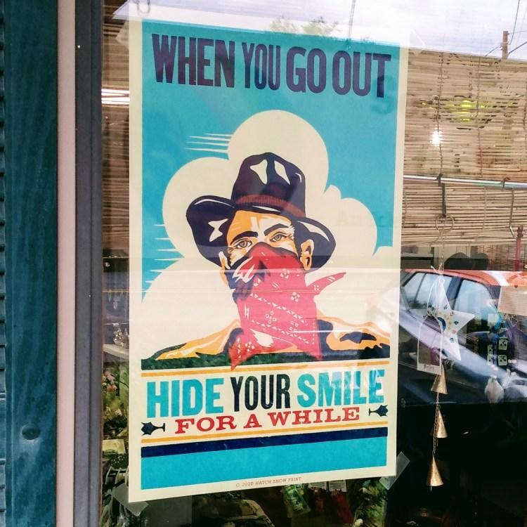Hide Your Smile