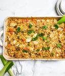 Buffalo Casserole Dish
