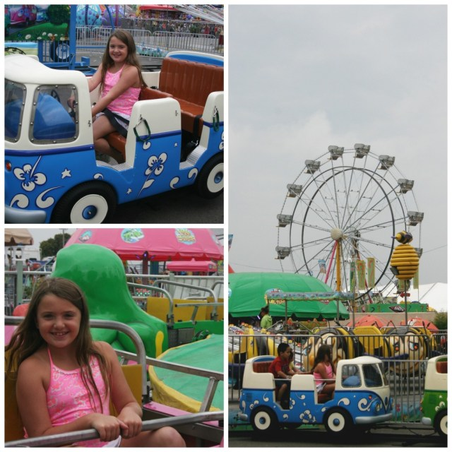 rides collage