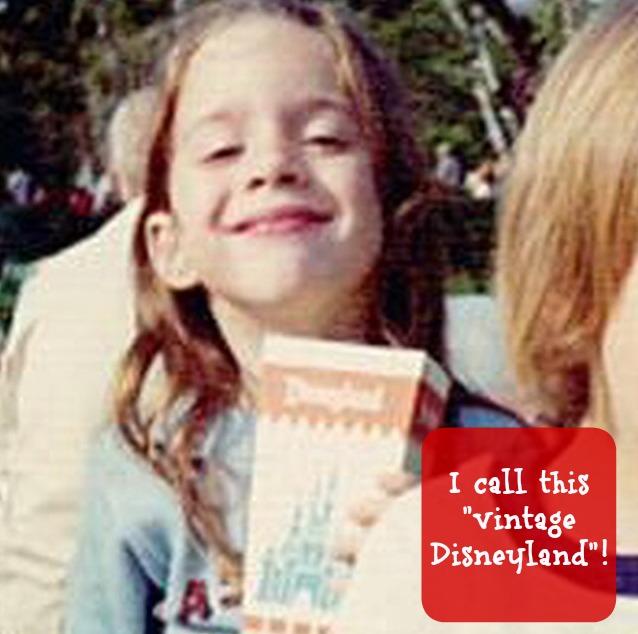 vintage-Disneyland
