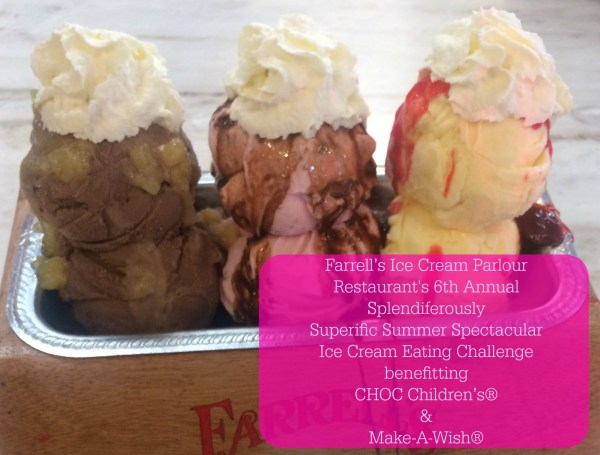 Farrell's Ice Cream Parlour Restaurant's 6th Annual ...