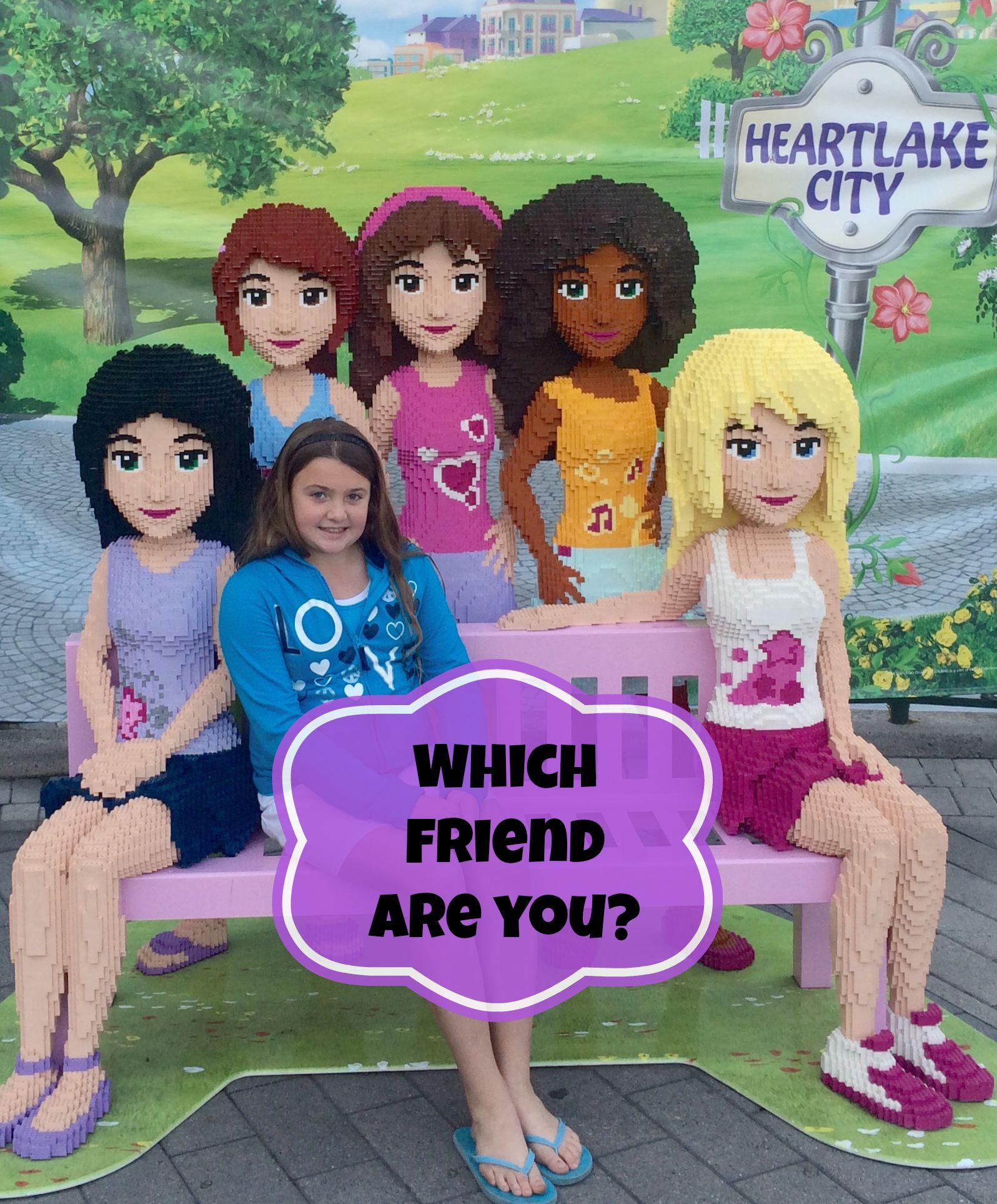 Fan Designed Lego Friends Heartlake City: Calling All LEGOLAND Heartlake City Fans! Take This Fun