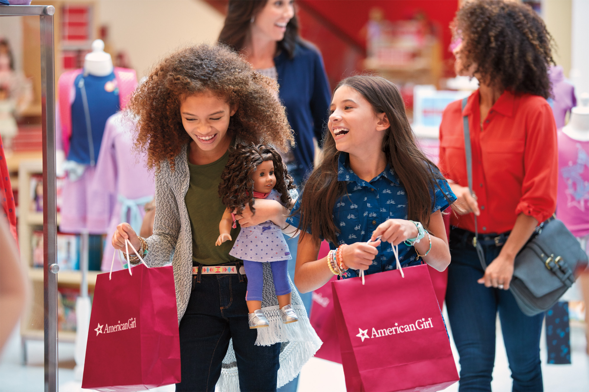 American Girl Store Will Join The Shops at Mission Viejo For the