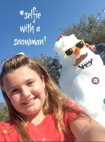 2015-Holiday-Snow-days-selfie-with-a-snowman-