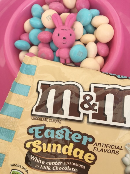 cupcake-sundaes-mandms-easter-candies