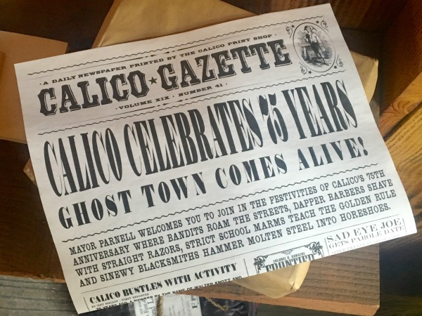 knotts-ghost-town-celebration-newspaper