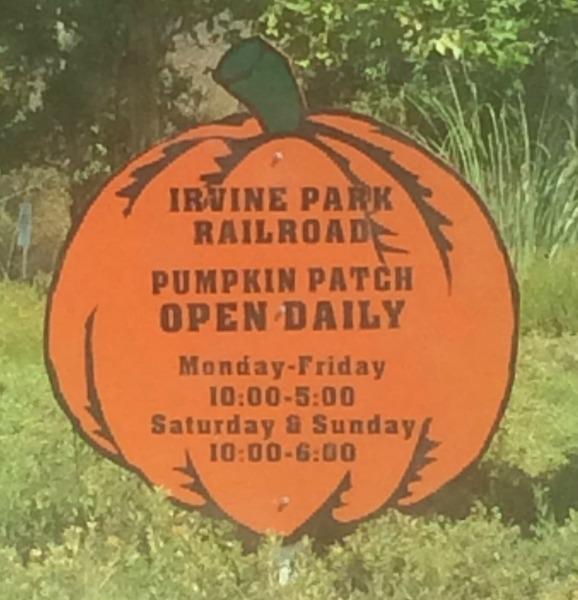 irvine-park-railroad-pumpkin-patch-hours