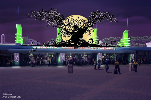 Halloween-time-Disney-California-Adventure-Entrance