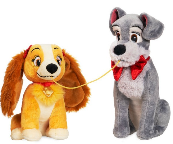 disney-store-lady-and-the-tramp-plush