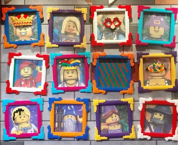 legoland-castle-hotel-lego-art