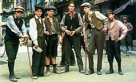 Image result for newsboys movie