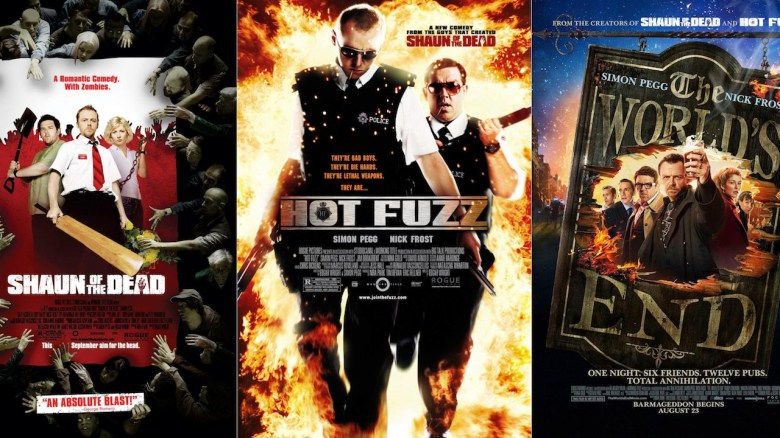 Image result for cornetto trilogy