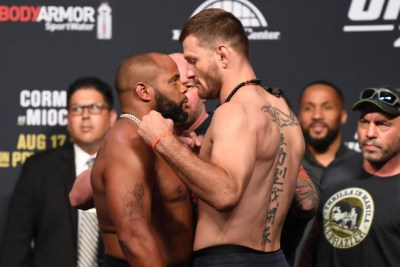 Daniel Cormier and Stipe Miocic trilogy could happen early next year