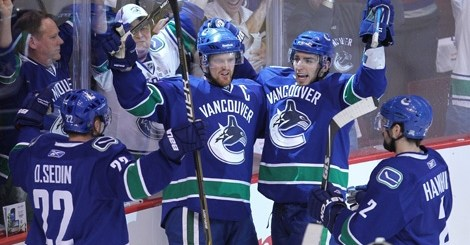 Canucks Advent
