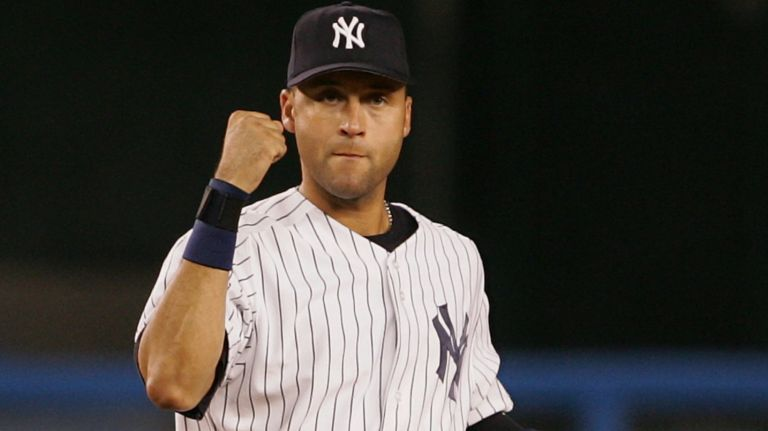 Derek Jeter will forever be a NY icon.
