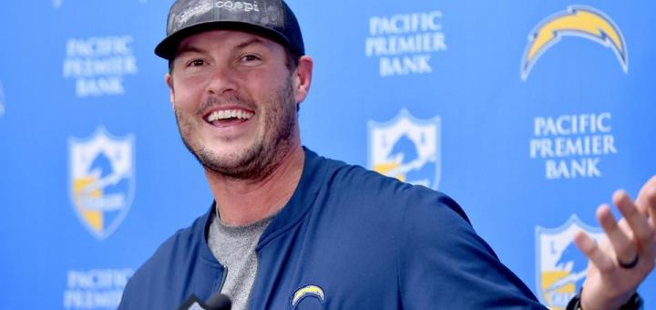 Los Angeles Chargers Philip Rivers
