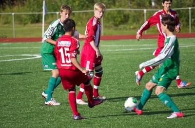 ÖSK vs BKFF 6-0, 1