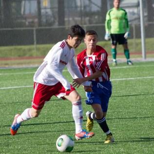 ÖSKi vs IFK Kalix 20130810 6