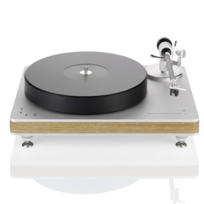 Clearaudio Performance DC Wood Silver