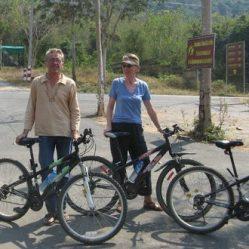 kreang krachan fietsen