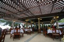 restaurant suan bankrut beach resort