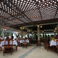 restaurant suan bankrut beach resort
