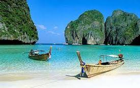 Mooiste stranden van Thailand