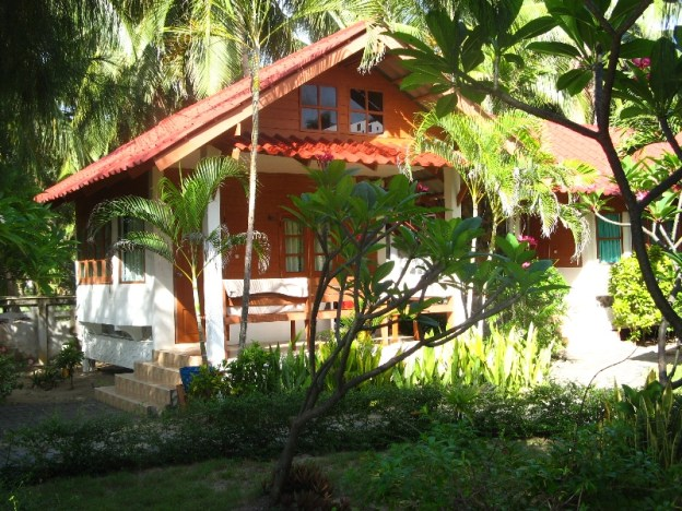 standaard bungalow thailand
