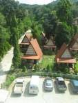 bungalow in het white sand krabi hotel