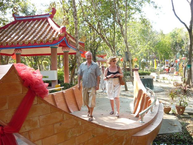 dagtour vanuit Cha-am of Hua hin