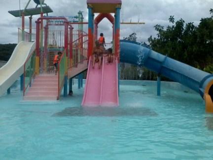 Black mountainwater park huahin