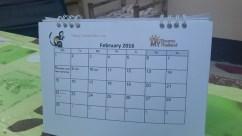 thaise kalender 2016