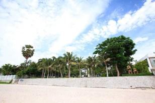 Strand bij San-ploen-appartement
