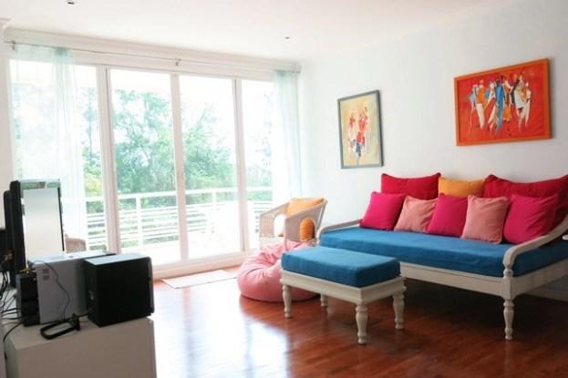 2 slaapkamer appartement Baan Sanploen