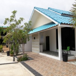 ARLEK resort Cha-am bungalow met keuken