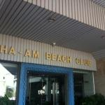Cha-am Beach Club reception