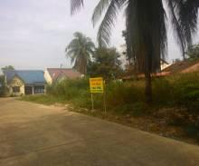 Goedkoop land bij het strand