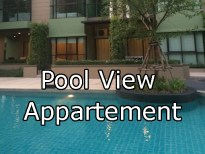 Pool view apartment lumpini cha-am