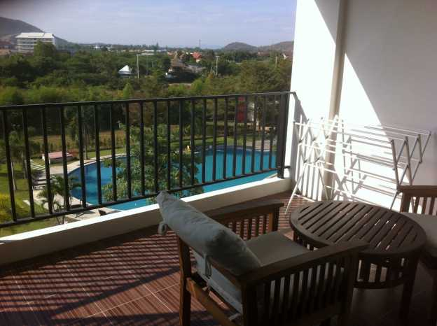 the pride appartement Huahin 4fl