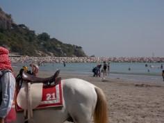 takiab beach, strand in zuid Huahin