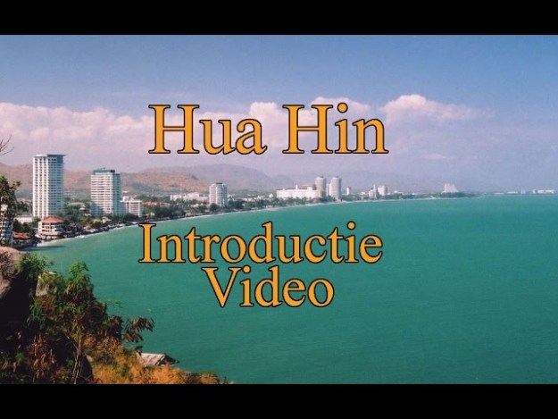 huahin stad intro video