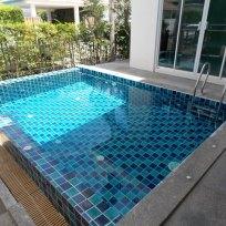 Huahin Villa Sierra woonpark zwembad