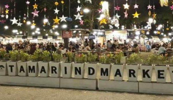 Tamarind Markt Huahin