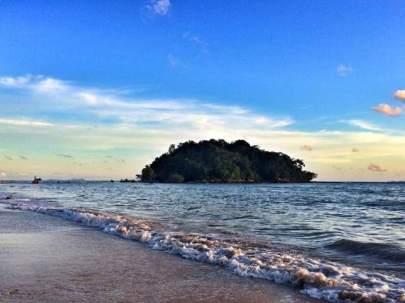 Omgeveing van Krabi Aonang