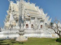 chiangrai witte tempel