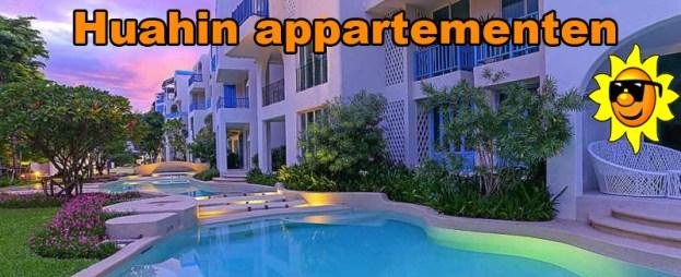 huahin appartementen
