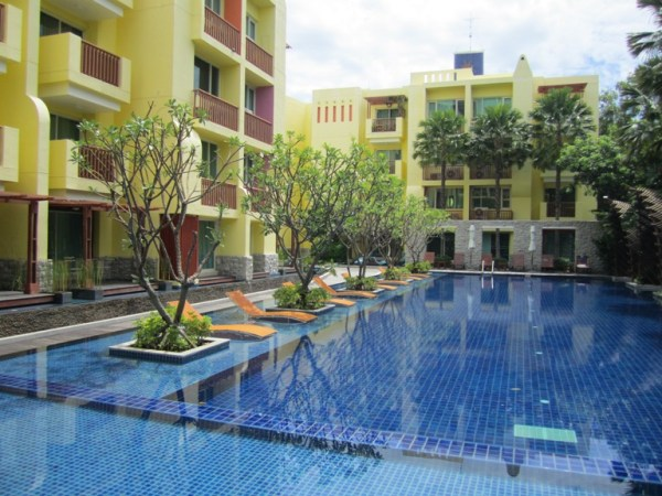A great Mykonos Hua hin vacation apartment