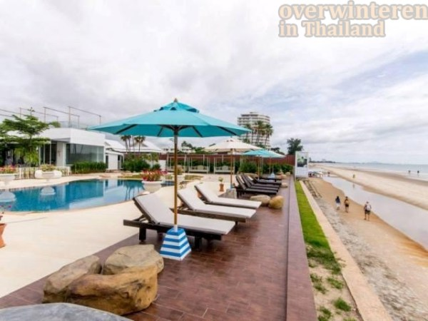 Luxury at this 2 bedroom apartment in My Resort Huahin