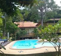 Baan Bai Fern Resort Samui island