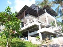 Holiday Villa on Koh Tao Island